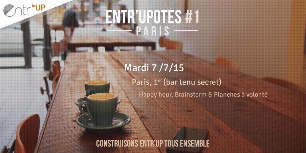 Entr'UPotes #1 à Paris – Un franc succès