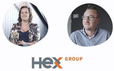 """Cas d'usage : HeX Group """" Si la réunion est tout aussi longue il y a beaucoup plus de décisions prises et de tâches planifiées"""""""